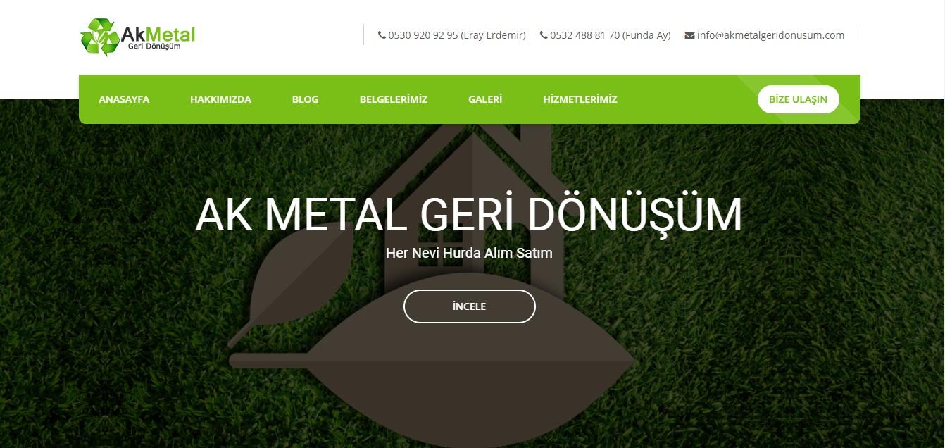 akmetalgeridonusum.com